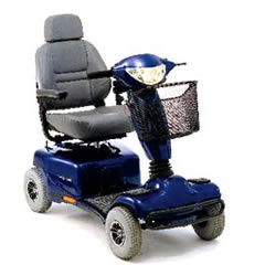 Picture of Invacare® Auriga 10 disability scooter